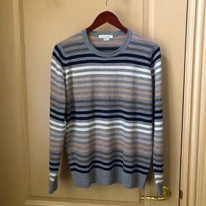 Men's John Smedley Merino Wool Jumper Size M